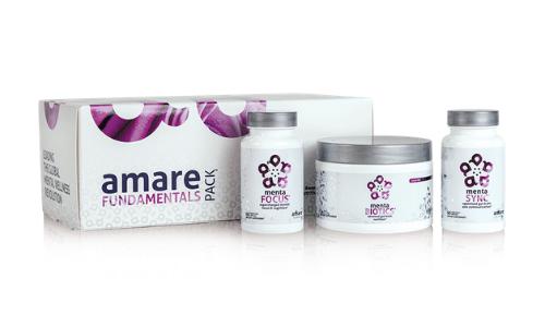 Amare Fundamentals Pack
