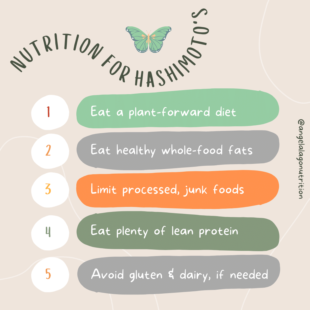 Nutrition for Hashimoto's