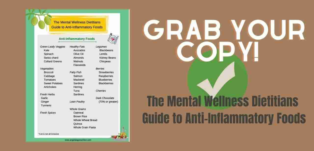 Select this to download a PDF of anti-inflammatory foods